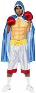 déguisement boxeur