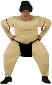 déguisement de sumo