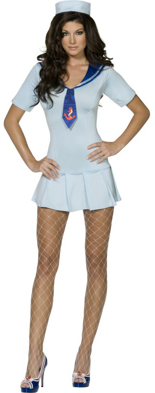 déguisement marin femme