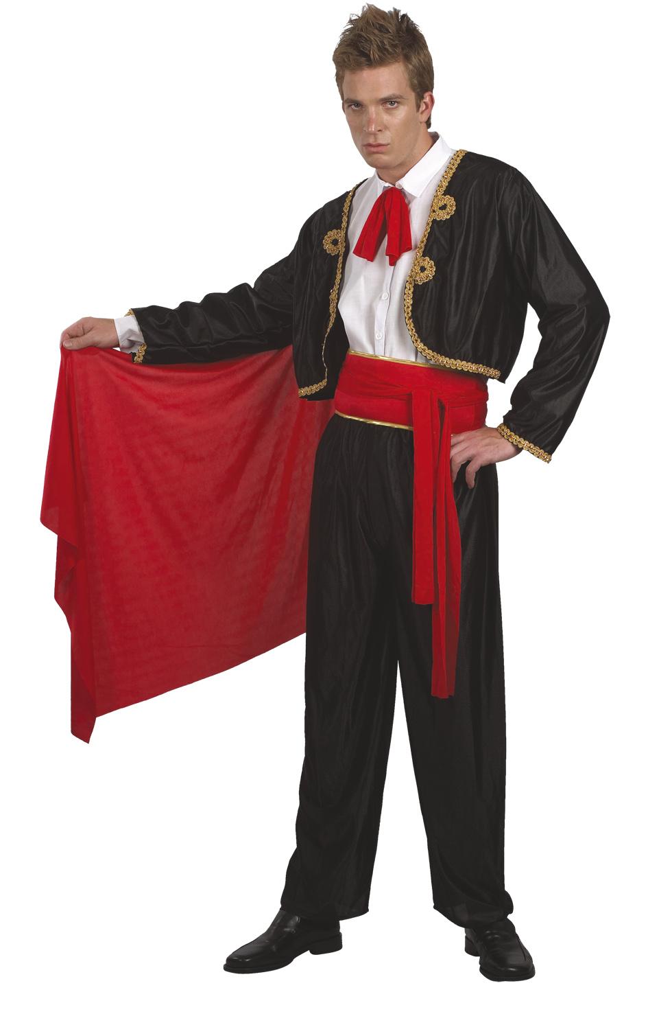 d guisement tor ador tenue de tor ro espagnol habit de lumi re. Black Bedroom Furniture Sets. Home Design Ideas