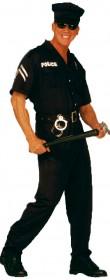 Déguisement policier américain