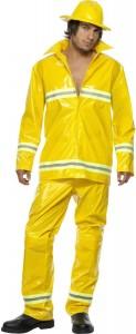 deguisement pompier