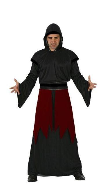 déguisement de sorcier