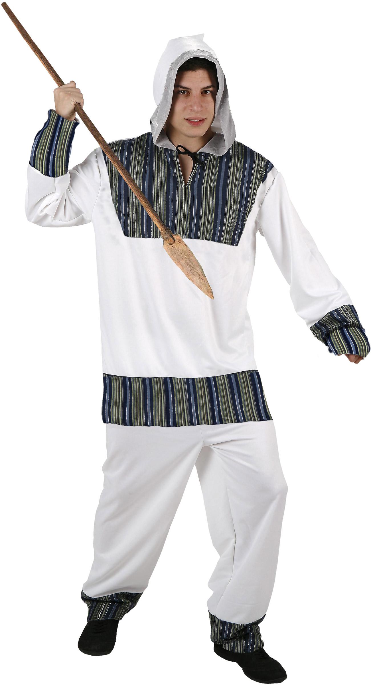 déguisement esquimau
