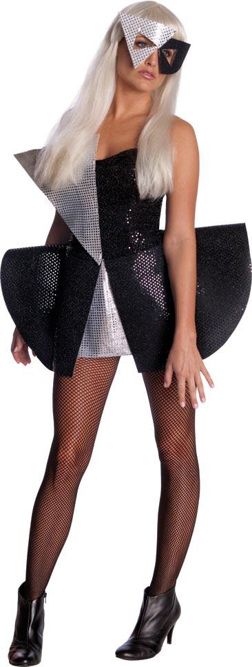déguisement robe lady gaga