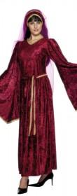 Déguisement robe médiévale