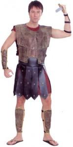 Déguisement de guerrier romain