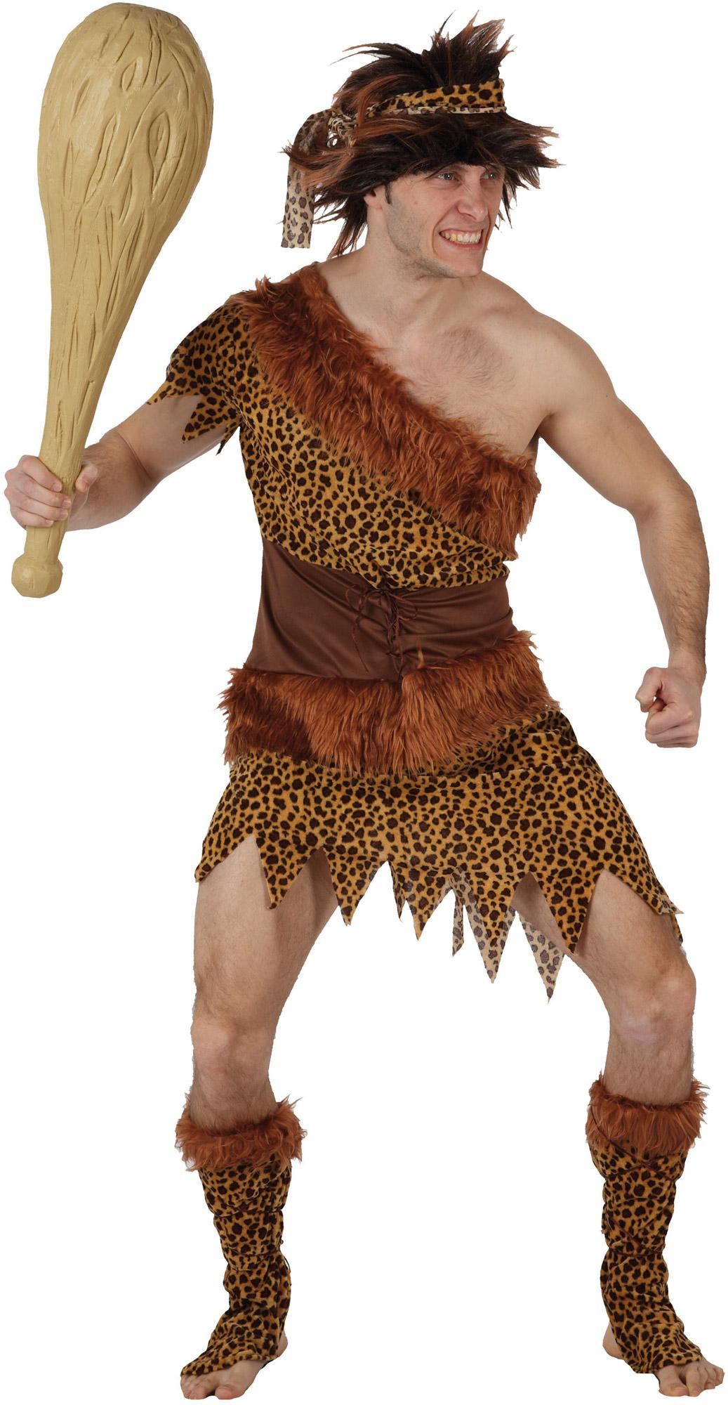 déguisement préhistorique