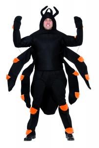 déguisement araignée homme