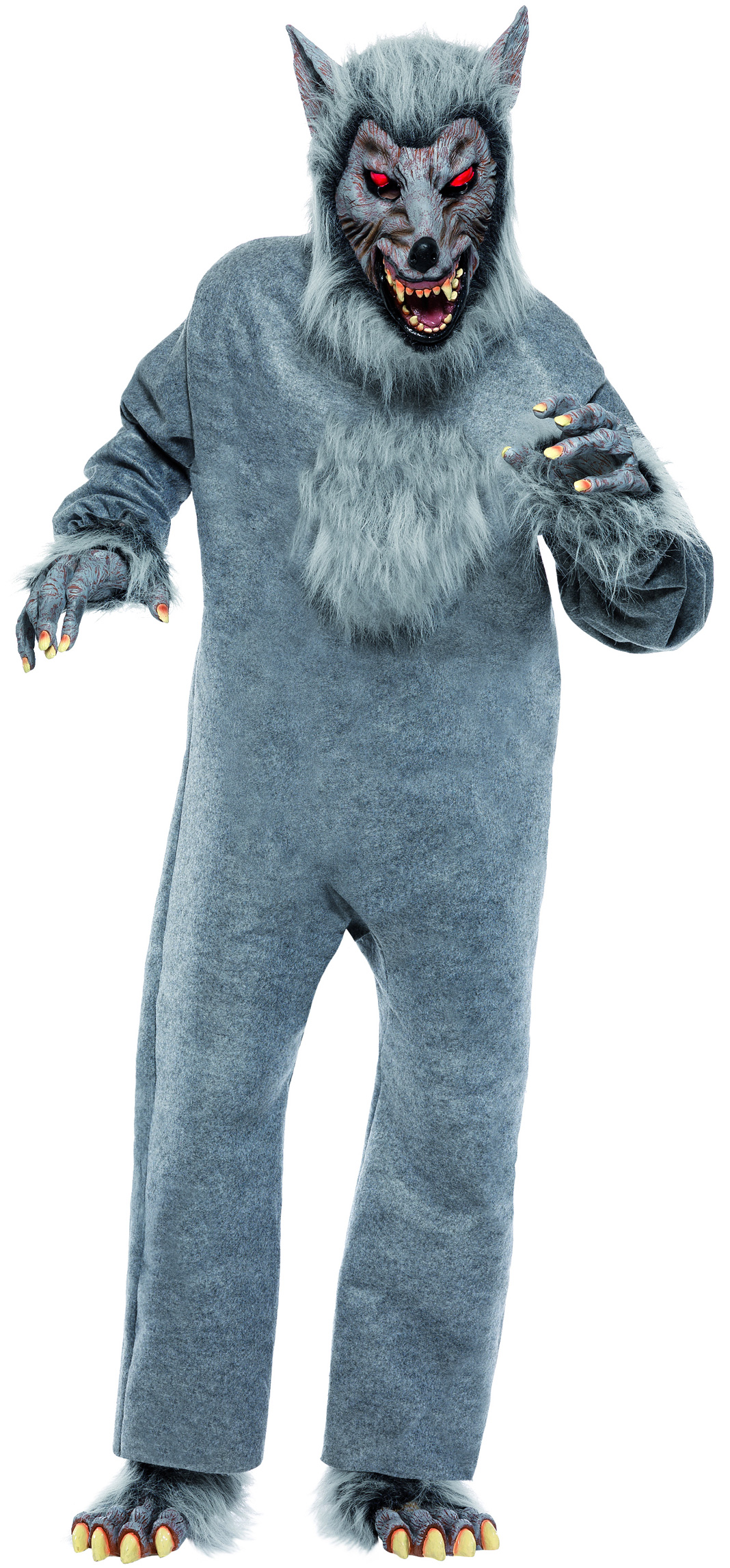 déguisement loup garou