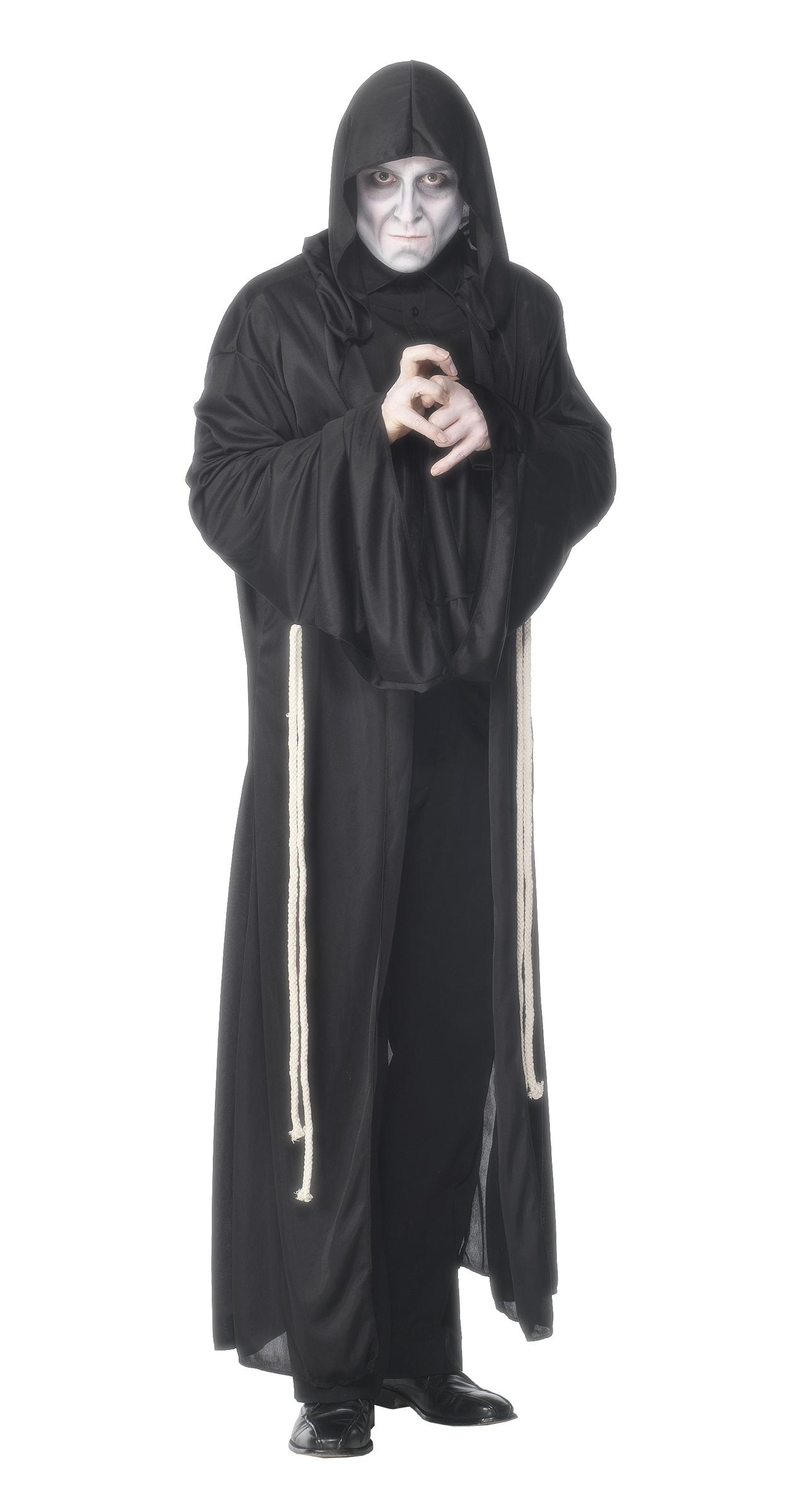 déguisement moine zombie halloween