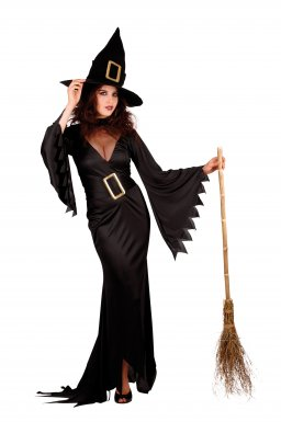deguisement sorciere halloween