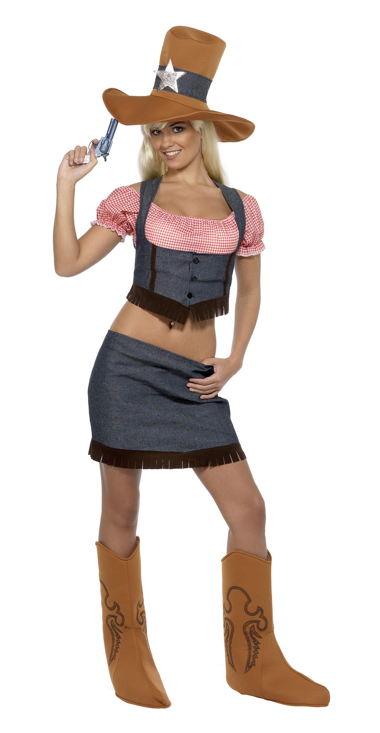 deguisement de cowgirl