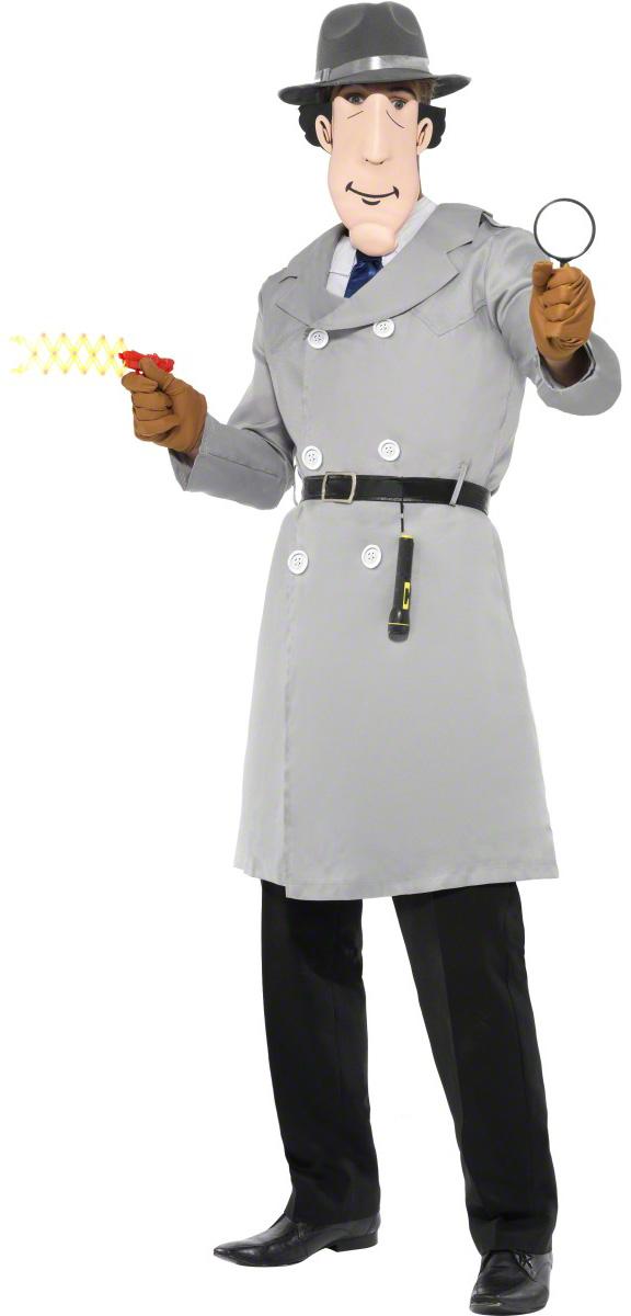 deguisement inspecteur gadget