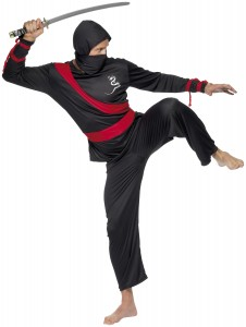 deguisement ninja homme