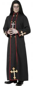 déguisement de prêtre démon