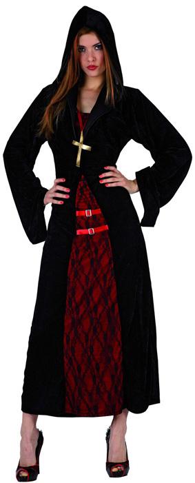 deguisement religieuse halloween