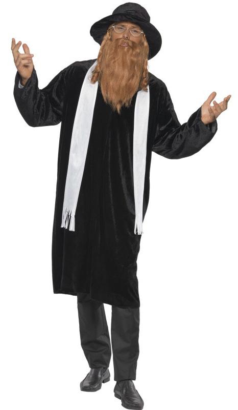 déguisement de rabbin