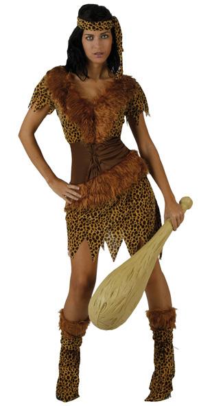 déguisement préhistoire femme
