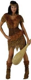 Déguisement femme préhistoire
