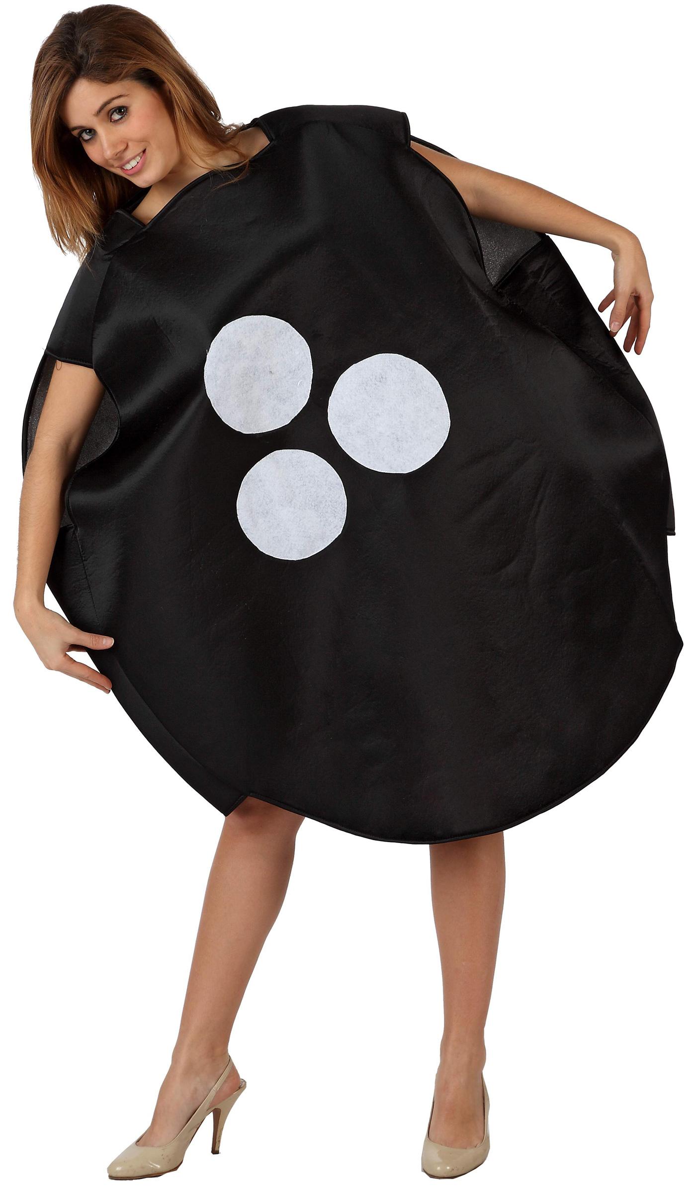 deguisement boule de bowling