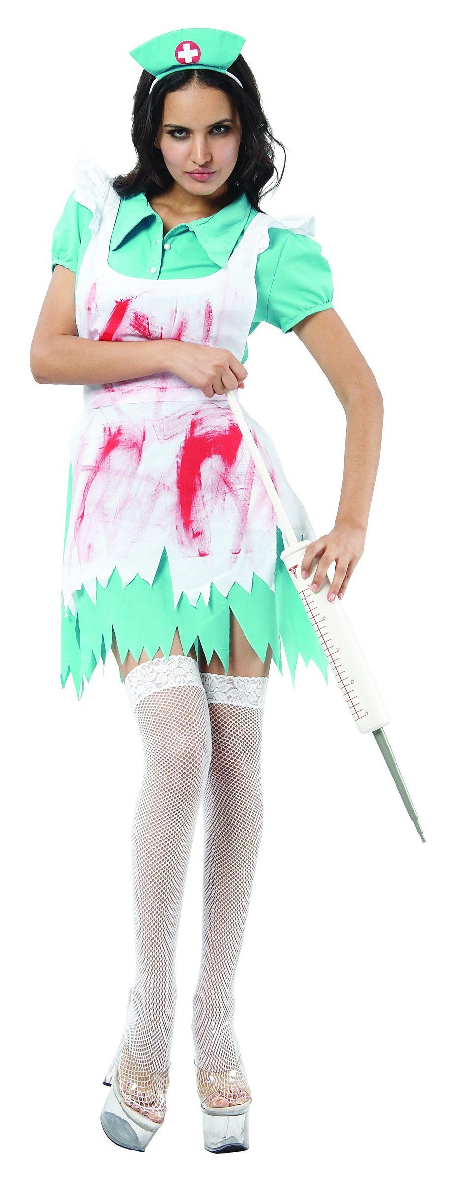 deguisement d-infirmiere halloween