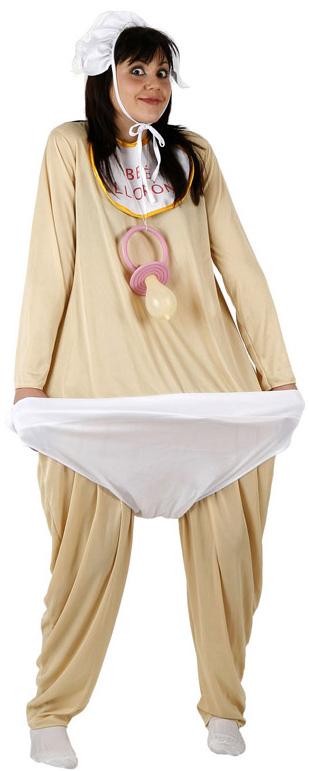 deguisement de bebe pour femme