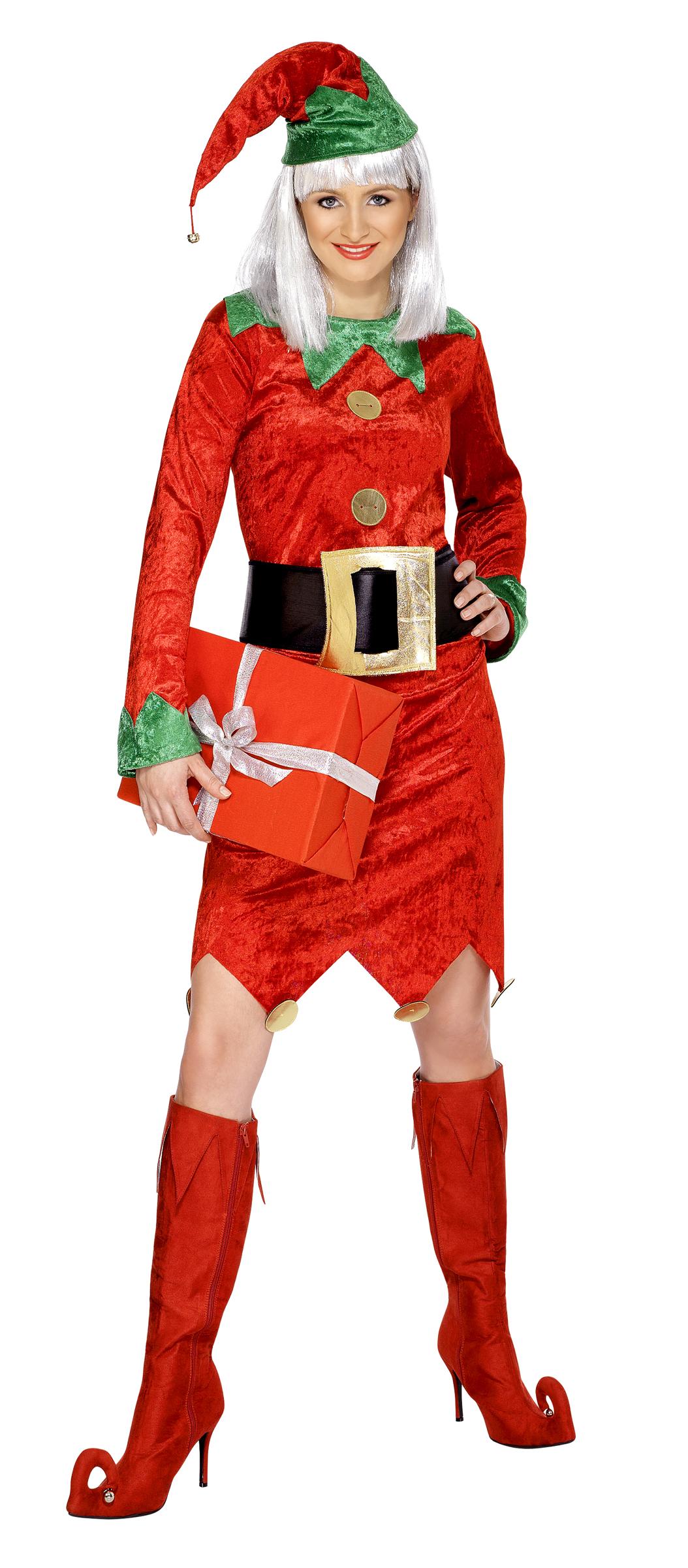deguisement elfe noel femme