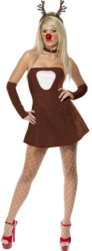 déguisement de renne femme