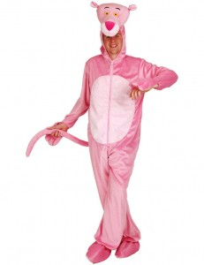 déguisement panthère rose