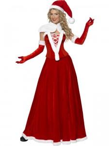 déguisement robe mère noel