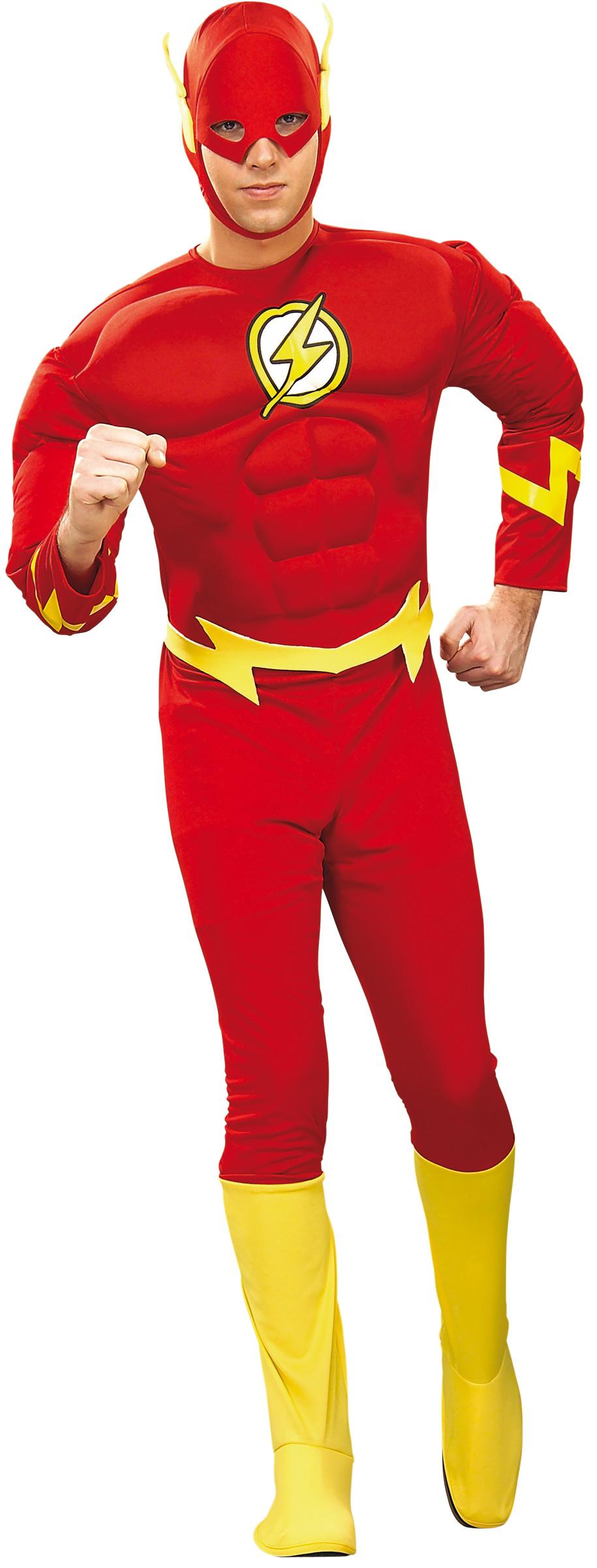 deguisement flash homme