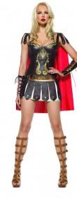 Déguisement guerriere romaine