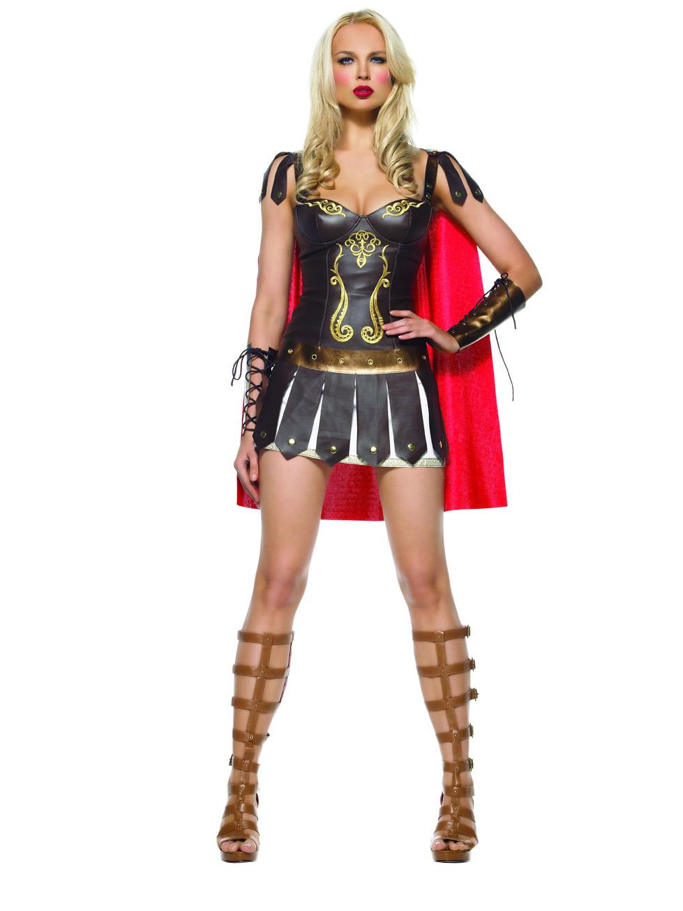 deguisement guerriere romaine