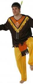 déguisement sioux homme