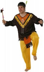 deguisement indien homme