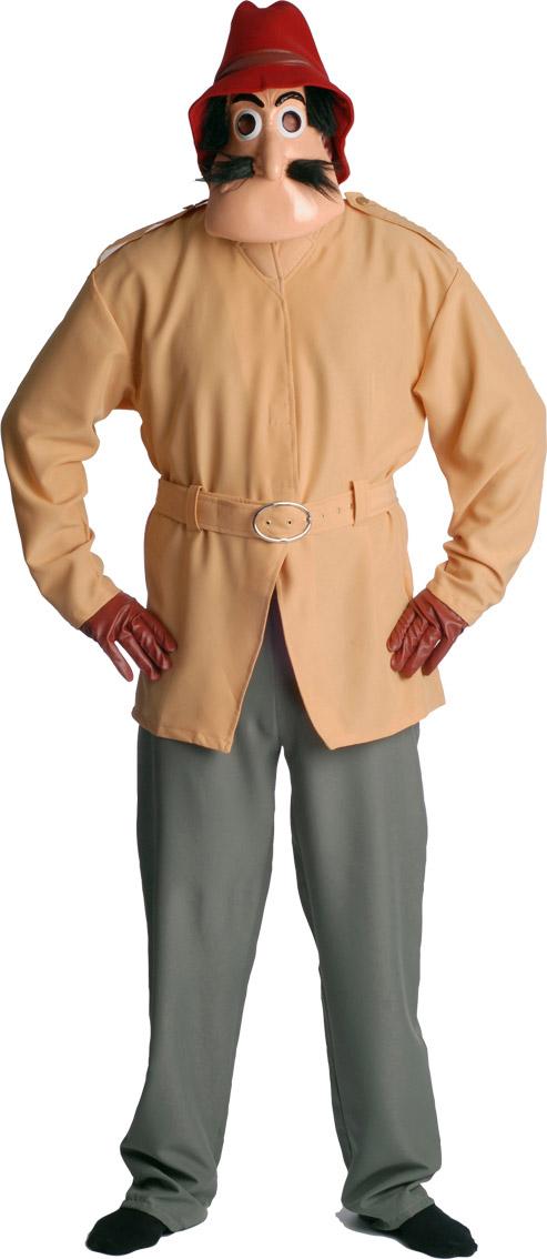 deguisement inspecteur clouseau