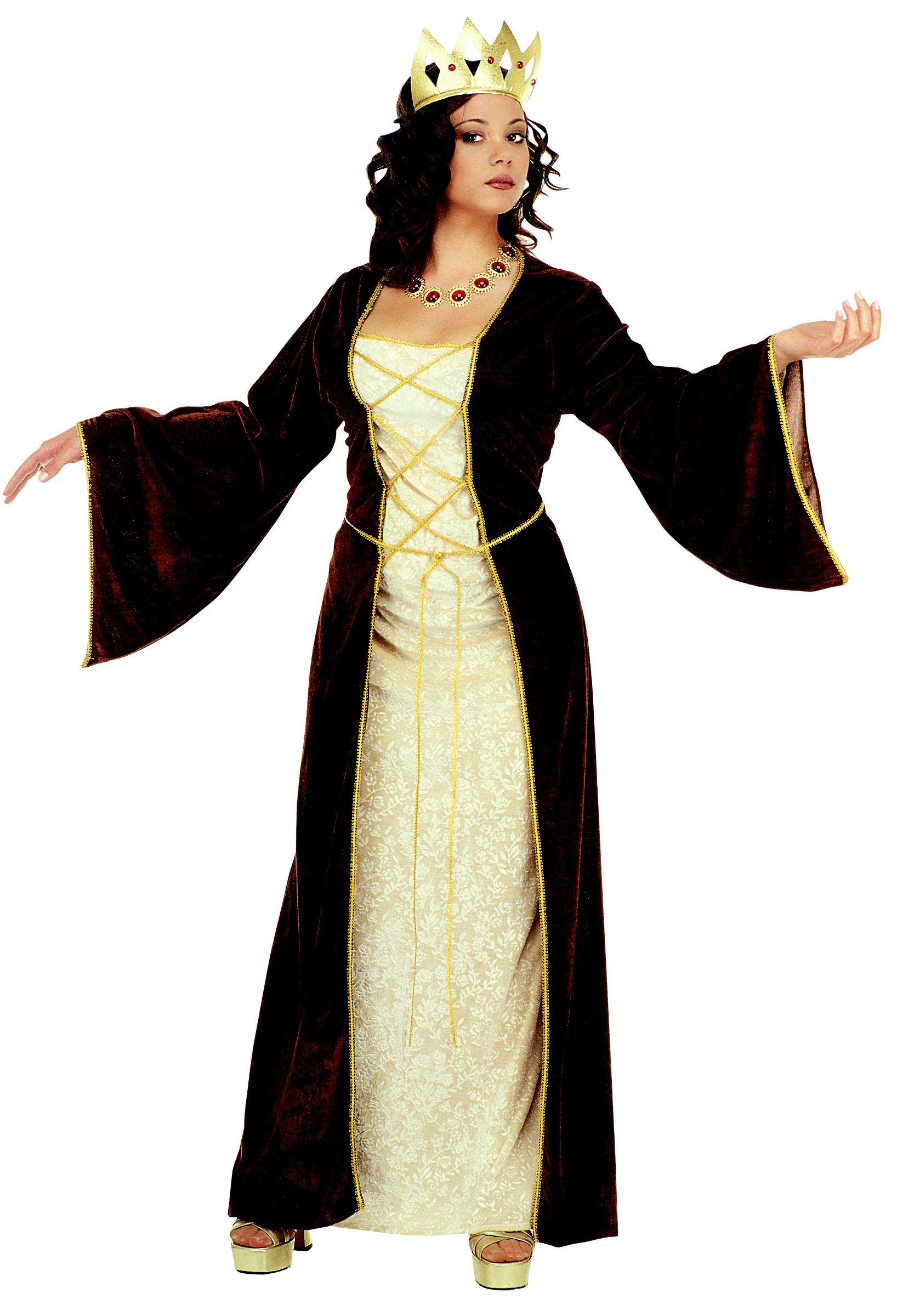 déguisement princesse medievale