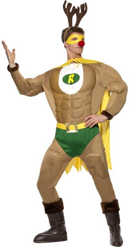 deguisement renne super héros