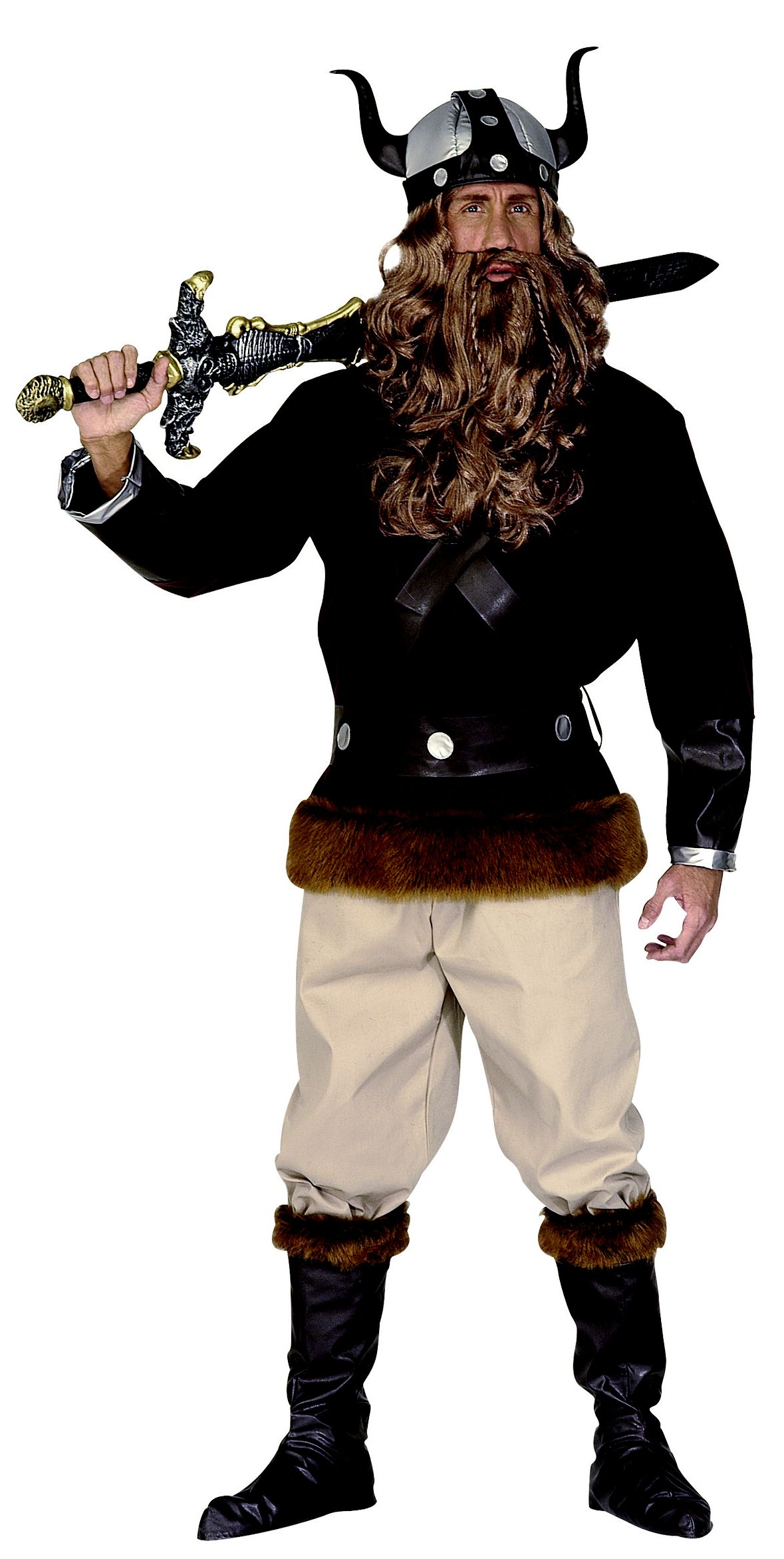 deguisement viking normand