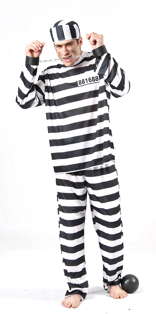 deguisement prisonnier americain