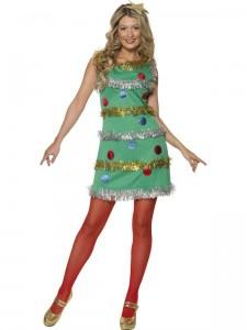 robe arbre de noel