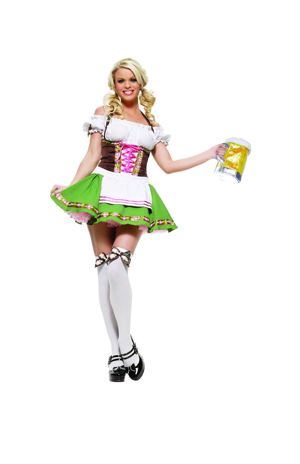 déguisement bavaroise sexy