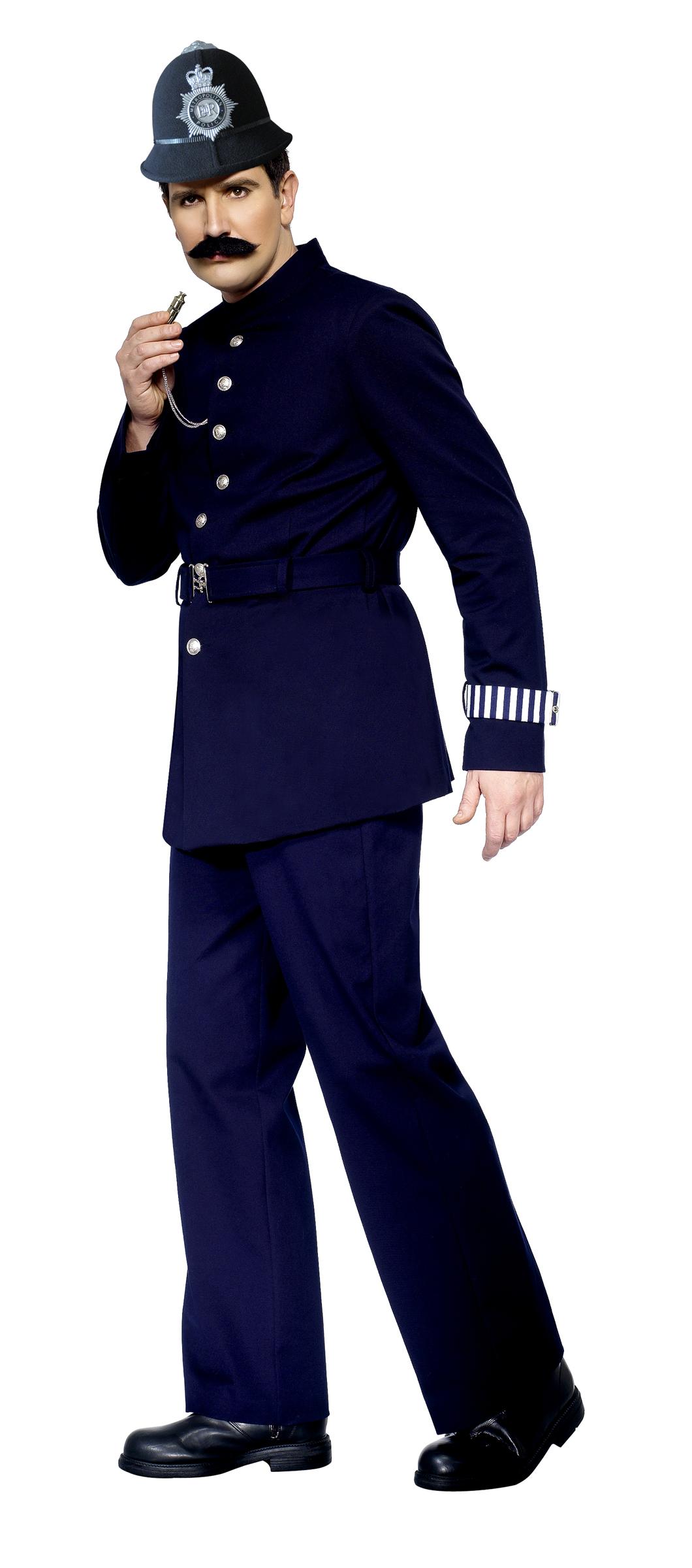 deguisement policier anglais