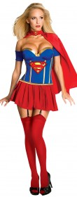 Déguisement superwoman sexy