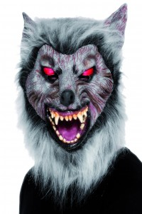 masque loup garou