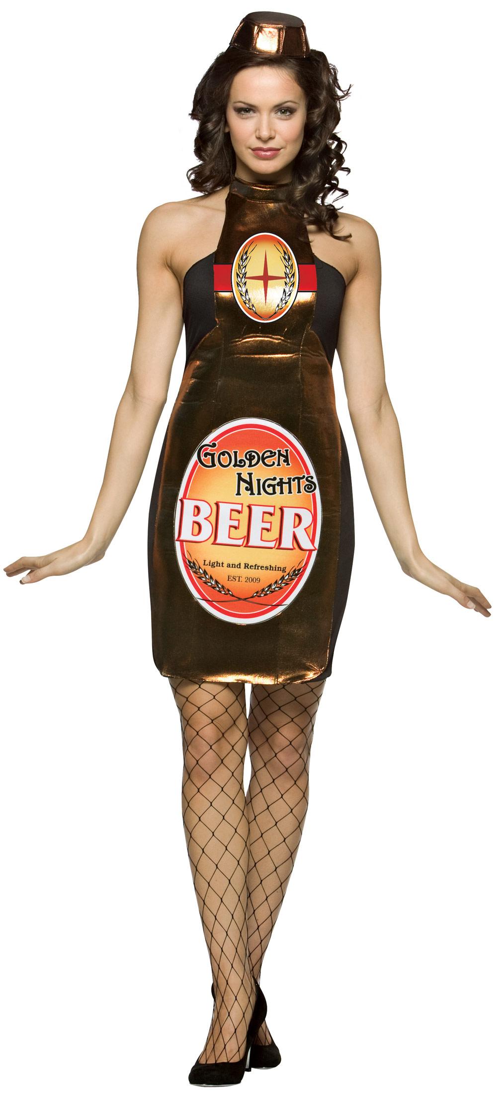 déguisement biere femme