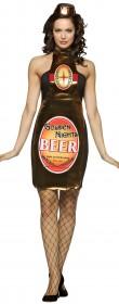Déguisement bière femme