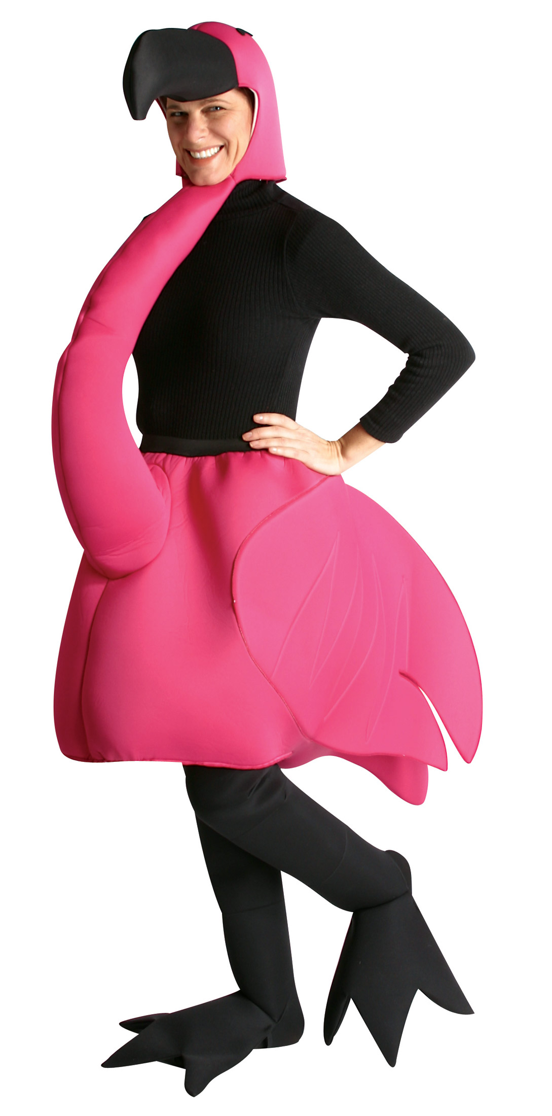 Déguisement flamand rose adulte - Costume oiseau original 2b7492473832