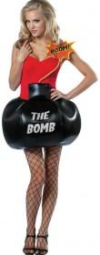 Déguisement bombe femme